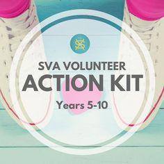 Download SVA Volunteer Action Kit