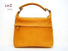Tasche Schnittmuster Handtasche Muster von LZpattern auf DaWanda.com