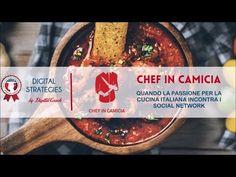 Chef In Camicia: come utilizzare i social con successo Case Histories, Digital Marketing, Social Media, Motivation, Community, Socialism, Boss Lady, Social Networks, Social Media Tips