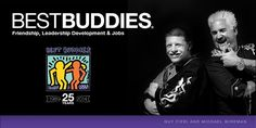 Best Buddies has established a global volunteer movement that creates opportunities for one-to-one friendships, integrated employment and leadership development for people with intellectual and developmental disabilities.