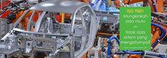 Konsultan ISO 9001 Sistem Manajemen Mutu