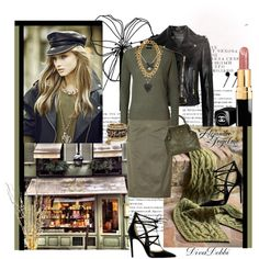 A taste of Paris..., created by divadebbi on Polyvore