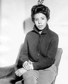 a biography of lorraine hansberry the most promising playwright A00343 - lorraine hansberry, playwright and author of a raisin in the sun lorraine vivian hansberry (may 19, 1930 - january 12, 1965) was an american playwright and writer [2] hansberry inspired nina simone's song  to be young, gifted and black .