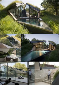Edgeland House attempts to heal the land that industry has scarred. It's small, it's clever and it's environmentally sensitive. Above all else, it's an affordable option to the urban sprawl. Tell us what you think as you view all 35 images, sketches and plans on our site at http://theownerbuildernetwork.co/057p Both visually and functionally, Edgeland House touches on architecture as site‐specific installation art and as an extension of the landscape.