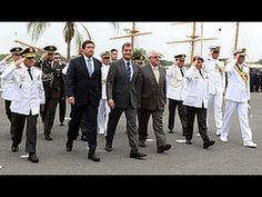 Discurso del Presidente Rafael Correa en la Ceremonia de Relevo del Coma...
