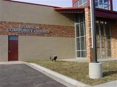 Brandon Community Library, Siouxland Libraries
