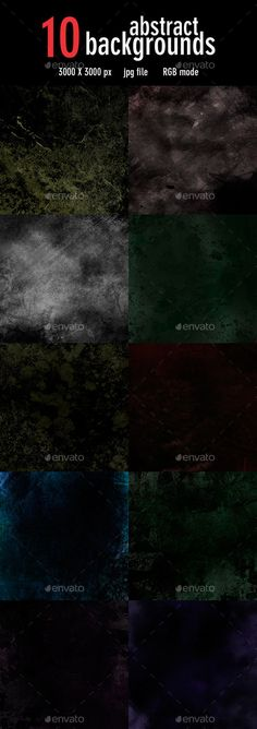 This collection contains 10 completely different textures. You can use it in web sites , apps , brochures , banners , flyers and