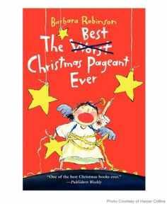 Remember this one from when you were a kid? The Best Christmas Pageant Ever, $6 | Best Christmas Books for Kids - Parenting.com