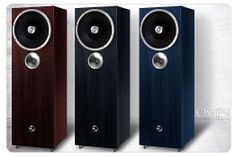 Zu Audio Omen speaker.  I love good, rich, deep, pure bass.