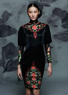 NE·TIGER Fashion Evening Dress http://www.chinesefashionstyle.com/
