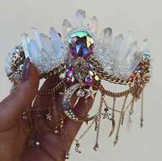 Image result for mermaid crown diy