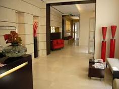 contemporary hotel lobby - Google Search