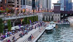 The following ten waterfront open-space projects—all completed over the past five years—reconnect people to the water and emphasize resilience.