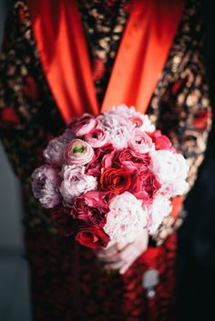 All That Glitters: Aaron and Youbi's Wedding Reception at DoubleTree by Hilton Kuala Lumpur