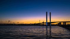 I had to modify my usual time-lapse workflow to capture this sequence of images of Bolte Bridge in Melbourne. The equipment was my standard Sony Alpha N. Sony Alpha A7s, Sony A7s, New York Skyline, Bridge, Videos, Bridges, Attic, Bro