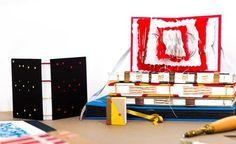 Curso online de Encadernação: livros artesanais