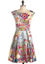 Floral - Fantastical Flora Dress