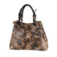 Flora Beżowy cena: 513,30 PLN Butterfly Pattern, Deal Today, Italian Leather, Leather Shoulder Bag, Buy Now, Daily Deals, Bags, Stuff To Buy, Wallets