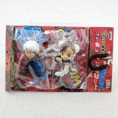 K' & Chun-Li SNK VS Capcom Figure Mascot King of Fighters Street