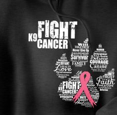Fight Canine Cancer Shirts at http://rockindamoots.com/product-category/cancer-benefit/