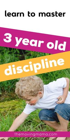 Need some help discipling your 3 year old? Toddlers can be defiant sometimes and parenting at this age can be difficult, but you can master a gentle parenting approach to toddler discipline to start to see better behaviour in your home. Toddler Behavior, Toddler Discipline, Positive Discipline, Gentle Parenting, Parenting Hacks, Terrible Twos, 3 Years, Year Old, Need To Know