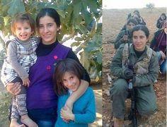 Direnisci Anne #Kobane #BijiBerxwedanaKobane