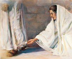 Luke 8: 48he said t