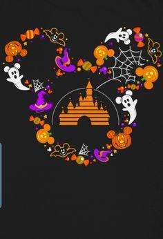 Disney Halloween, Theme Halloween, Disney Christmas, Holidays Halloween, Halloween Gifts, Scary Halloween, Halloween Decorations, Halloween Wallpaper Iphone, Fall Wallpaper