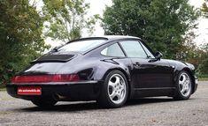 Porsche 964, Pin Up Fotos, Porsche Sportwagen, Manual Transmission, Convertible, Car Garage, Vehicles, German, Singer