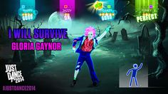 I Will Survive by Gloria Gaynor will be on Just Dance 2014!