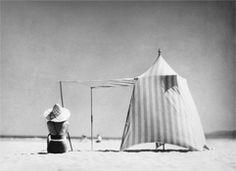 Last days of summer. Photographer Jacques Henri Lartigue