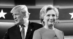 New York Times'ın son seçim anketine göre Clinton, Trump'ın üç puan önünde