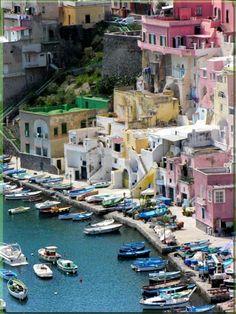 Isola di Procida, Italy