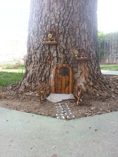 Our Fairy Door