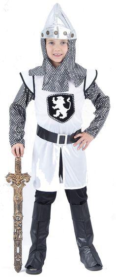 Déguisement chevalier médiéval croisé garcon : Deguise-toi, achat de Déguisements enfants
