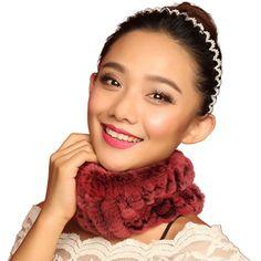 Mini scarf, wrap neck, so cute.
