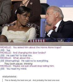 Don't Stop LOL See ALL The Rest-Voted Best >> http://omgshots.com/3249-10-hilarious-president-obama-and-vice-president-joe-biden-memes.html