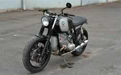 Motorieep R100 | Inazuma café racer