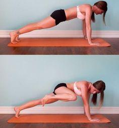 Выполняйте упражнения одно за другим по 15 повторений👊🏻 #тренировка@ican               материал с vk.com