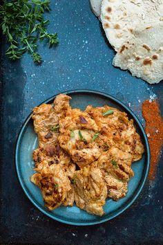 Grilovaná kuřecí prsíčka po indicku Indie, Korn, Grilled Chicken, Grilling, Curry, Food And Drink, Treats, Cooking, Ethnic Recipes
