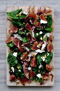 Prosciutto & fresh figs