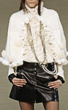 Chanel coat!