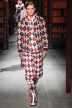 Moncler Gamme Bleu Fall 2014 Menswear - Collection - Gallery - Look 22 - Style.com