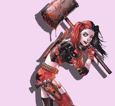 #Harley #Quinn #DC #Comics #The #New #52
