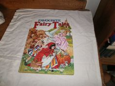 Favourite Fairy Tales, Edited By Howard jennings, Diana Bremer 1974 by DarkFruitEnterprises on Etsy