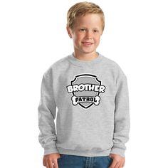 BROTHER PATROL Kids Sweatshirt