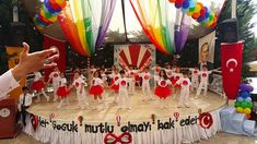 23 Nisan Türkiye 'de ilk Tebessüm Ront Make It Yourself, Blog