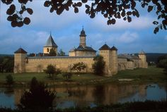Dragomirna Monastery Moldova, Eastern Europe, Cathedrals, Amazing Architecture, Hostel, Palaces, Hungary, Castles, Poland