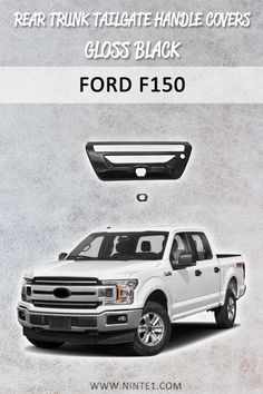 Car accessories for For FORD Rear Trunk Tailgate Handle Bowl Covers. Must have car customization and decoration accessories. Put it on your car essentials list. Your will look better than ever. Car Repair Service, Auto Service, Black Ford F150, Must Have Car Accessories, How To Clean Headlights, Restoration Shop, Car Fix, Car Essentials, Diesel Cars