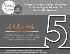 """Nancy Bigley, Bottle & Bottega CEO/Co-Owner, is speaking at the West Coast Franchise Expo on the topic of """"Why Franchising: How Women Can Be Successful in Today's Franchising Marketplace"""". She shares her tips for overcoming obstacles in launching a successful business franchise above. http://bottleandbottega.com/franchise/"""